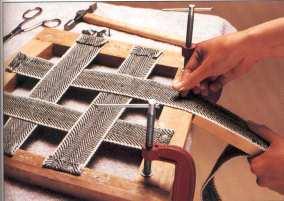 инструкция в картинках как перетянуть мягкую мебель